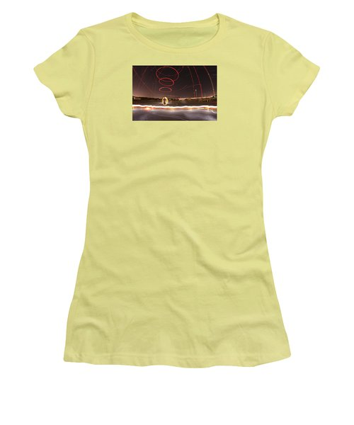 Visionary Women's T-Shirt (Junior Cut) by Andrew Nourse