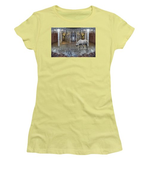 Visiting Women's T-Shirt (Junior Cut)