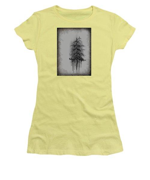 Voices Women's T-Shirt (Junior Cut) by Annette Berglund
