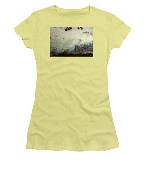 Voices Women's T-Shirt (Junior Cut) by Mark Ross