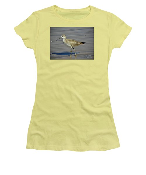 Wading Day Women's T-Shirt (Athletic Fit)