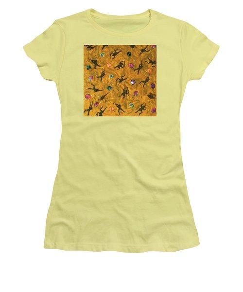 War And Peace Women's T-Shirt (Junior Cut)