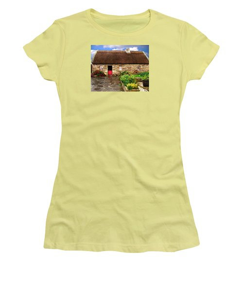 Warmstone Cottage Women's T-Shirt (Athletic Fit)