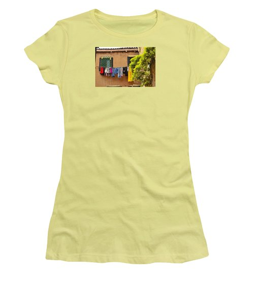 Wash Day In Venice Women's T-Shirt (Athletic Fit)