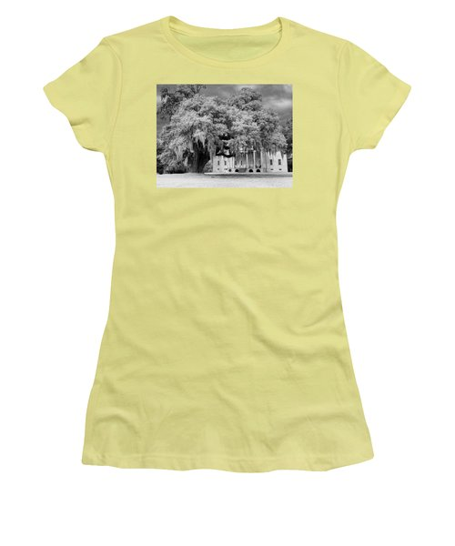 Washington Oak Women's T-Shirt (Athletic Fit)