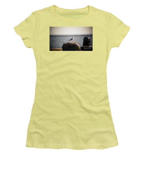 Watchtower Women's T-Shirt (Athletic Fit)