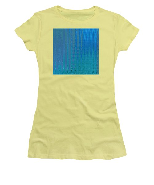 Water Music Women's T-Shirt (Athletic Fit)