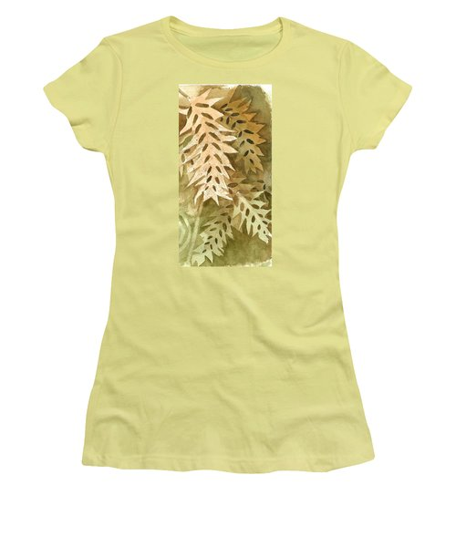 Watercolor Practice Women's T-Shirt (Athletic Fit)