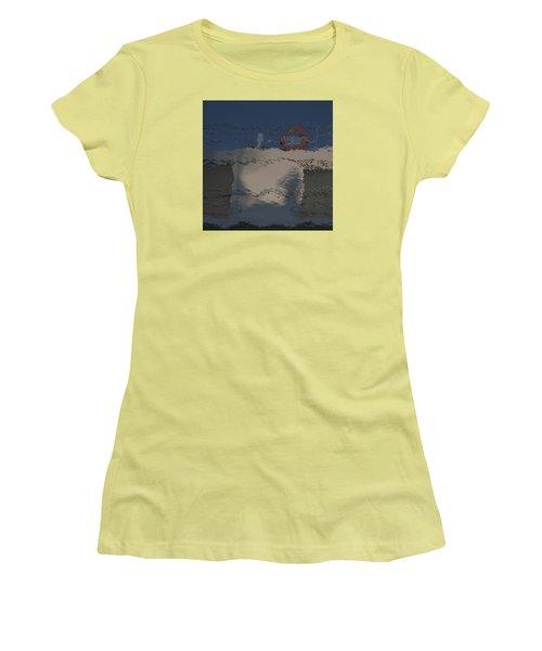 Waterman Women's T-Shirt (Athletic Fit)