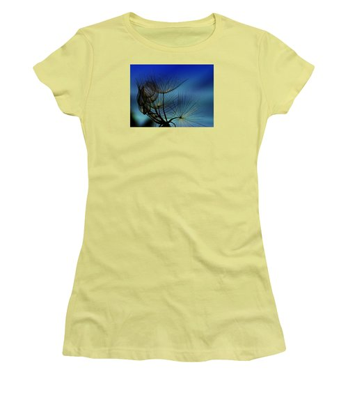 Weeds Can Be Beautiful.... Women's T-Shirt (Athletic Fit)