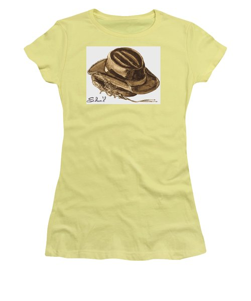 Western Apparel Women's T-Shirt (Junior Cut) by Sher'l
