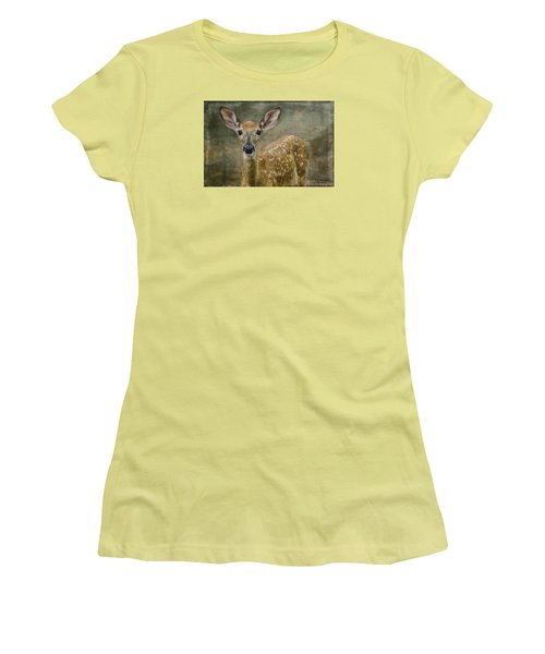 What Big Ears You Have Women's T-Shirt (Athletic Fit)