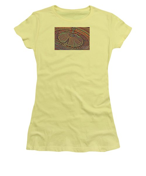Wheel Of Fortune Women's T-Shirt (Athletic Fit)
