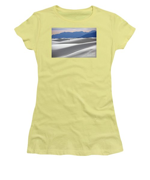 White Sands Hikers Women's T-Shirt (Athletic Fit)