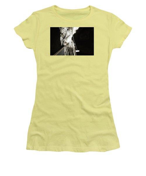 Whitewater Walk Women's T-Shirt (Junior Cut)