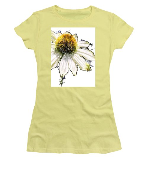 Wild Flower Five  Women's T-Shirt (Junior Cut) by Heidi Smith