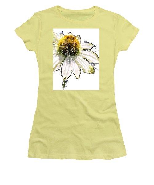 Wild Flower Five  Women's T-Shirt (Athletic Fit)