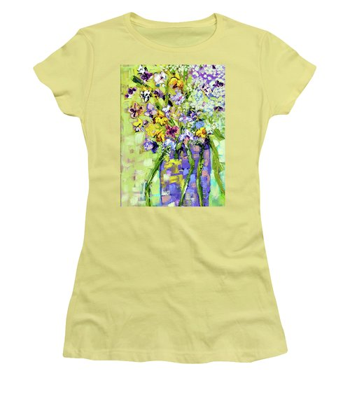 Wild Profusion Women's T-Shirt (Athletic Fit)