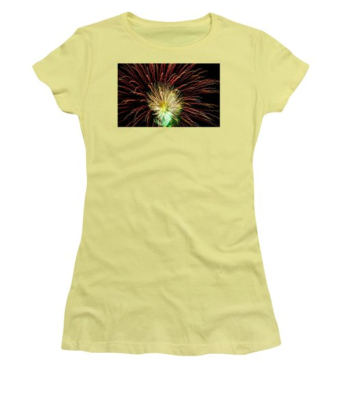 Women's T-Shirt (Junior Cut) featuring the photograph Wild Work by Michael Nowotny