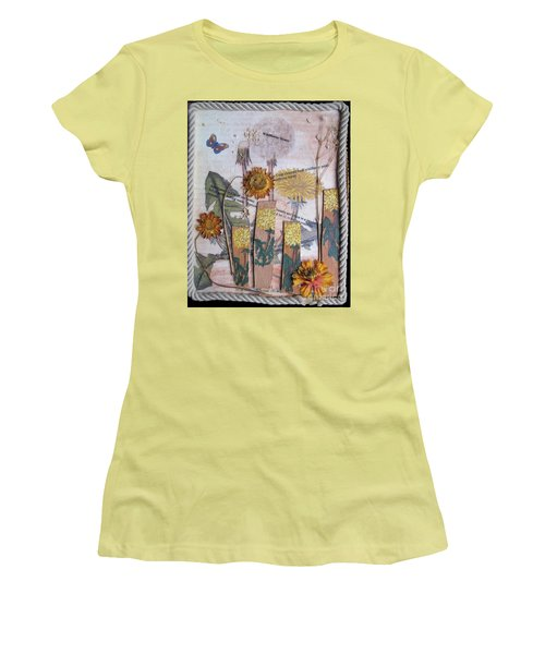Wildflower Honey Women's T-Shirt (Athletic Fit)