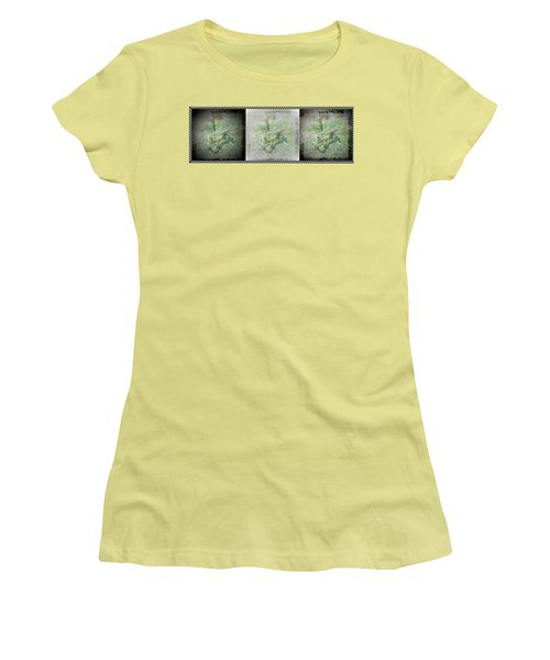 Wildlife In A Storm Women's T-Shirt (Junior Cut) by Denise Fulmer