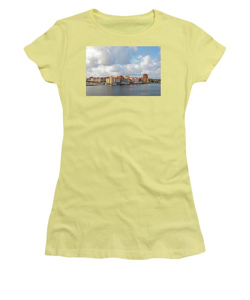 Willemstad Women's T-Shirt (Athletic Fit)