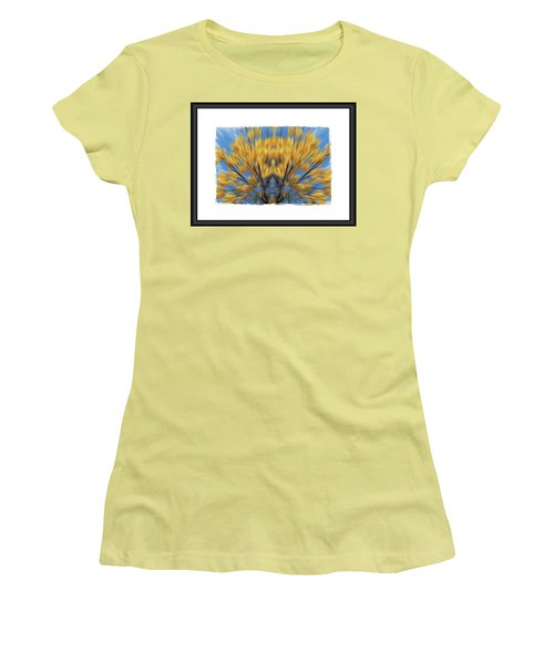 Windows Of The Soul Women's T-Shirt (Junior Cut) by Beto Machado