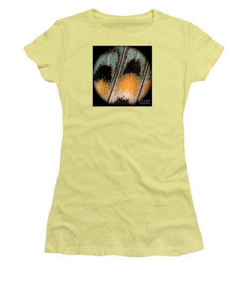 Wingtip Women's T-Shirt (Junior Cut) by KD Johnson