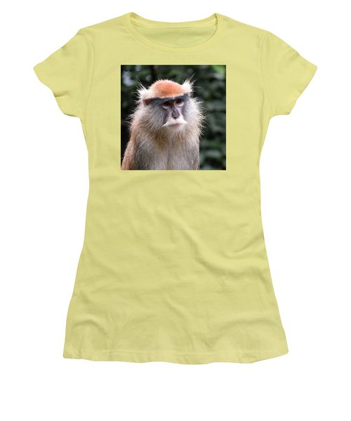Wise Eyes Women's T-Shirt (Junior Cut) by Keith Stokes