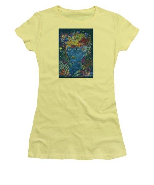 Woolly Bear Caterpillar Women's T-Shirt (Athletic Fit)