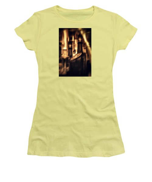 Woozy Women's T-Shirt (Junior Cut) by Rajiv Chopra