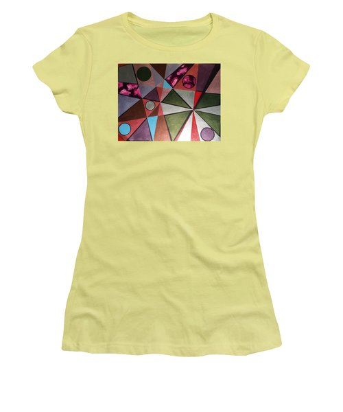 World In Mind Women's T-Shirt (Junior Cut) by Hang Ho