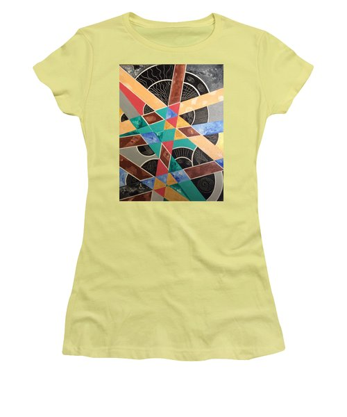 Wrong And Sad Women's T-Shirt (Junior Cut) by Hang Ho