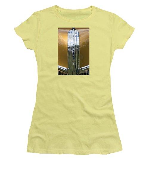 Ford 3 Women's T-Shirt (Junior Cut) by Wendy Wilton