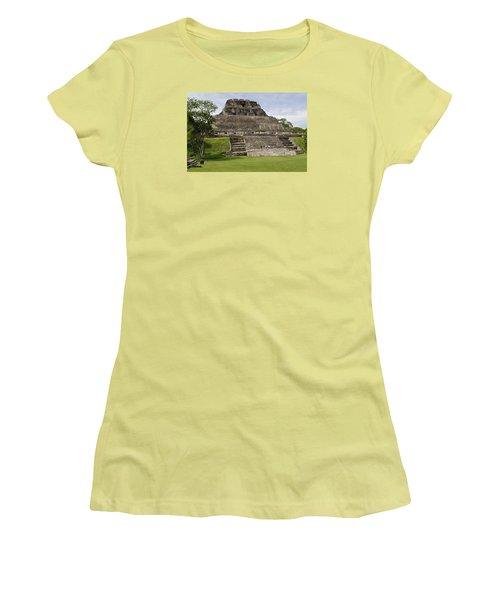 Xunantunich   Women's T-Shirt (Junior Cut)