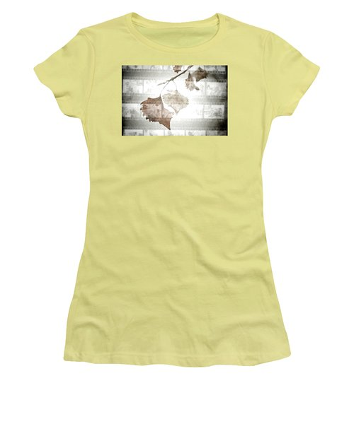 Years Ago Women's T-Shirt (Junior Cut) by Mark Ross