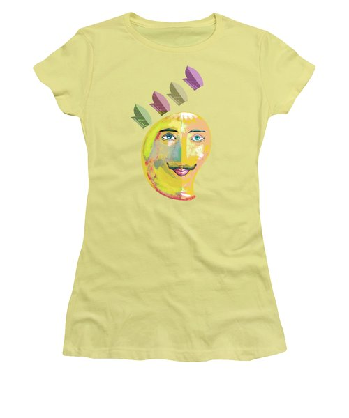 Your Highness A Women's T-Shirt (Junior Cut) by Thecla Correya
