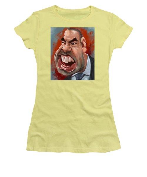 You've Been Litt Up Women's T-Shirt (Athletic Fit)
