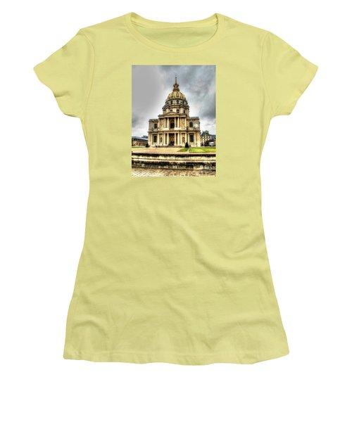 Yury Bashkin Nice Place Women's T-Shirt (Junior Cut) by Yury Bashkin