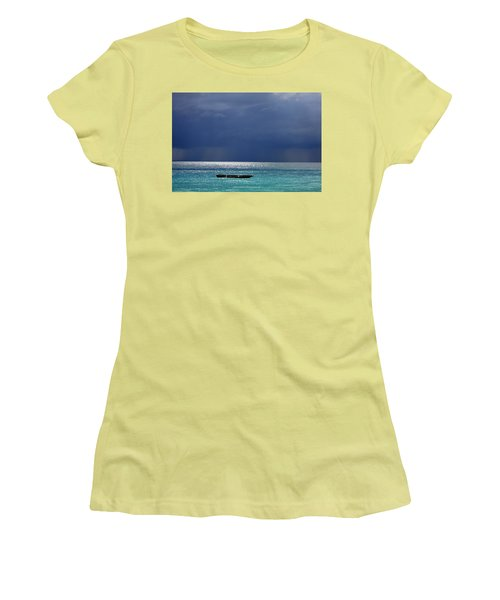 Zanj Women's T-Shirt (Athletic Fit)