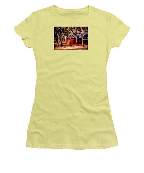 Zulu Sunset Women's T-Shirt (Athletic Fit)