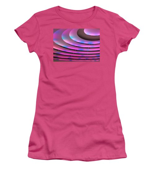 Abstract Light Women's T-Shirt (Athletic Fit)