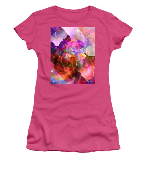Dreaming Women's T-Shirt (Junior Cut) by Margie Chapman