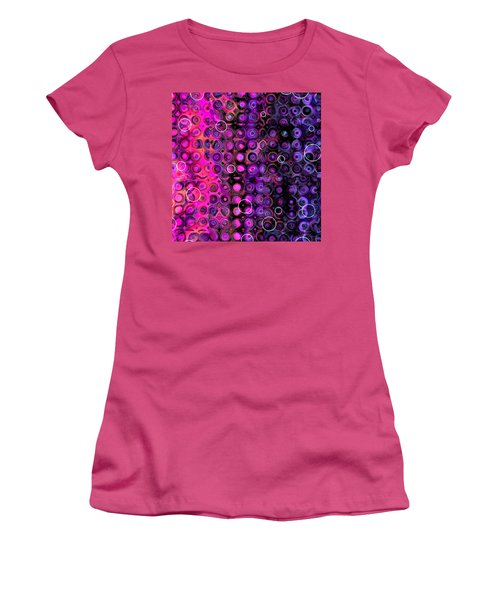 Favorite Old Quilt Women's T-Shirt (Junior Cut) by Judi Suni Hall