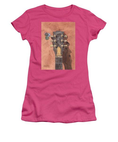 Les Paul Women's T-Shirt (Athletic Fit)