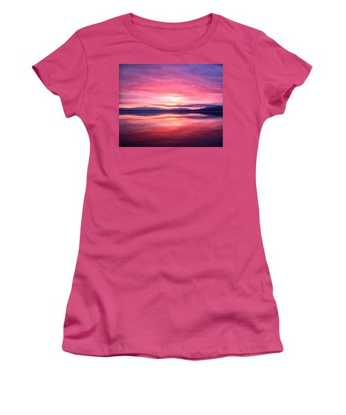 Morning Dawn Women's T-Shirt (Athletic Fit)