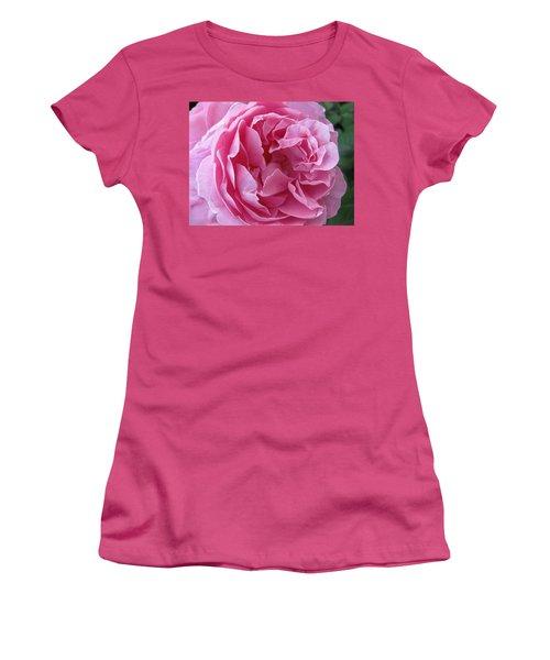 Women's T-Shirt (Junior Cut) featuring the photograph Pink Beauty by Pema Hou