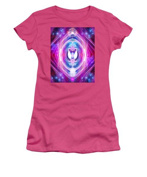 Soul Portrait Women's T-Shirt (Athletic Fit)