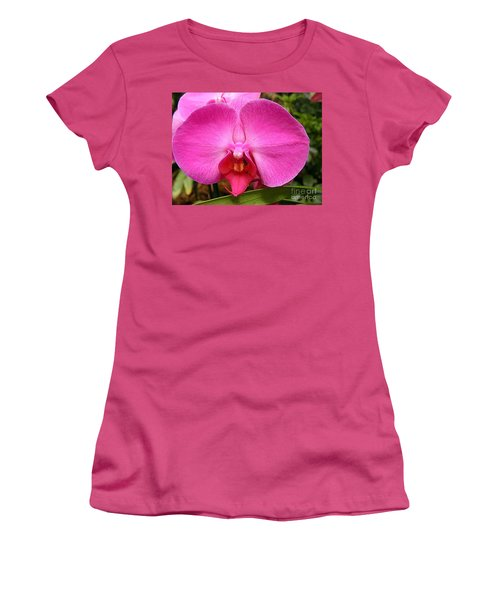 Orchid I Women's T-Shirt (Athletic Fit)