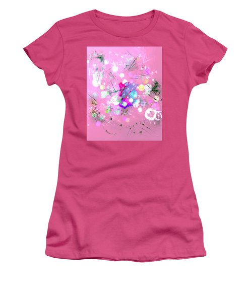Drizzle  Women's T-Shirt (Junior Cut) by Don Wright